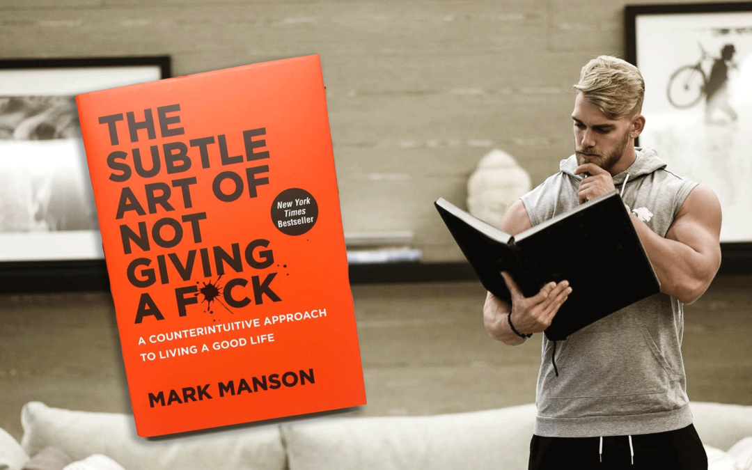 """The Subtle Art of Not Giving A F*ck"" – Review"