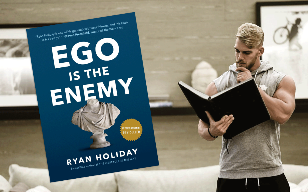 """Ego Is The Enemy"" – Review"