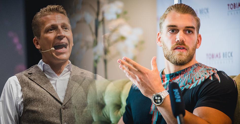 Vom Flugbegleiter zum Speaker und zurück – Warum Tobias Beck trotz großem Erfolg als Speaker und Coach wieder bei der Lufthansa arbeitet – Episode #76