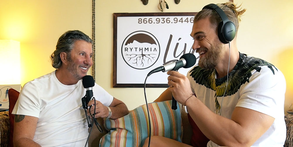 "Our Favorite Psychedelics feat. Rythmia Founder Gerrard ""Gerry"" Powell – Episode #78"