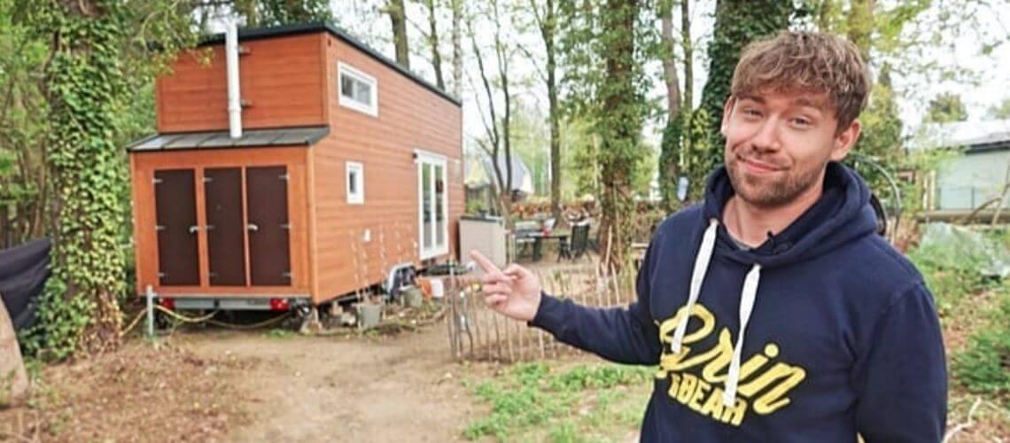 Max Green Tiny House