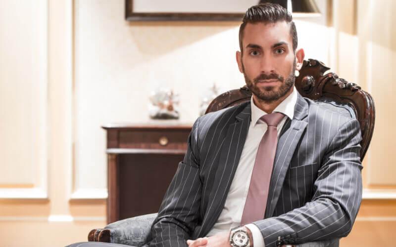 Oscar Karem über seinen Shitstorm und Unternehmensaufbau